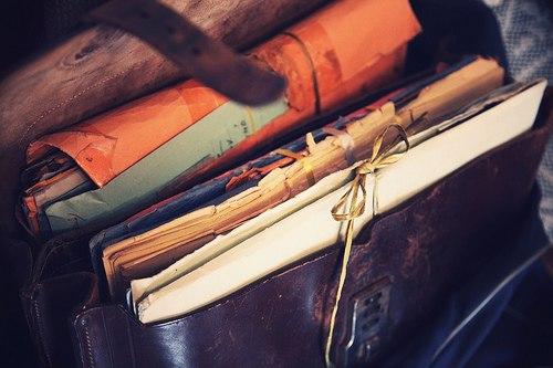 Собираем рукописи